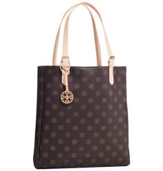Avon's Signature Collection: Heritage meets modern style with our iconic monogram. Leatherlike monogrammed tote with magnetic-snap closure. ...  $29.99