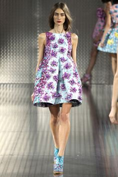 Mary Katrantzou Spring 2014 – Vogue