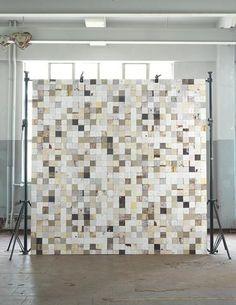 PHE-16 Scrapwood Wallpaper by Piet Hein Eek | NLXL
