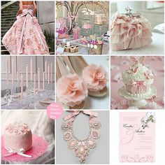 #pink #wedding party