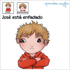 Jose esta enfadado_Aprendices Visuales