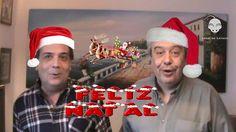 E como já é tempo… Neste vídeo queremos desejar a todos um feliz natal, cheio de coisas boas! Referimos também quais os nossos desejos ... E no final há um pequeno extra de presente para todos. Divirtam-se e... Feliz Natal!  https://youtu.be/9XY1N4oI7YY