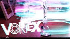Win a Vortex BONG! Sign up for Stereo-Man's Twitter and Facebook feeds.  Animated GIF 3D photography advertisement by Coldie