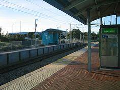 Victoria Street Train Station ~ Cottesloe, Western Australia