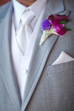 for the groom!