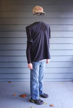 awesome invisible man costume