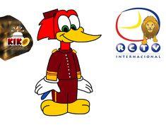 Donald Duck, Disney Characters, Fictional Characters, Link, Paper Child, Venezuela, Fantasy Characters