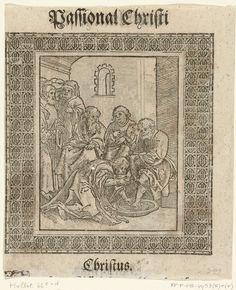 Voetwassing, Lucas Cranach (I), 1521 - 1522 - Rijksmuseum Lucas Cranach, Vintage World Maps, In This Moment, Illustration, Art, Art Background, Kunst, Illustrations, Performing Arts