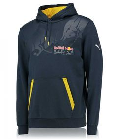 Puma Red Bull Racing Graphic Hooded Sweat- RB6311