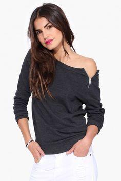 Zip Zip Sweatshirt   Shop for Zip Zip Sweatshirt Online