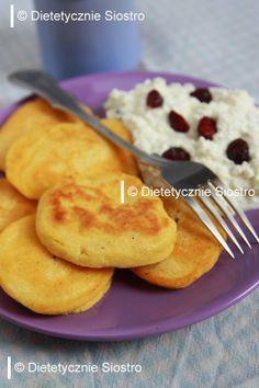 Oto śniadanie w 5 minut ~ Dietetycznie Siostro! What's For Breakfast, Breakfast Recipes, Healthy Dishes, Healthy Snacks, Eat Healthy, Good Food, Yummy Food, Food Allergies, Diy Food