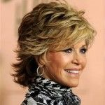 """Jane Fonda Hairstyles It is said that your body language speaks louder than your word.Read More """"Jane Fonda Hairstyles"""" Jane Fonda Hairstyles, Hairstyles Over 50, Shag Hairstyles, Older Women Hairstyles, Hairstyles 2016, Latest Hairstyles, Celebrity Hairstyles, Razor Cut Hairstyles, Feathered Hairstyles"""