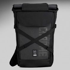 Fancy - Bravo Night Rolltop Backpack by Chrome