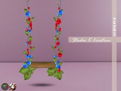Studio K Creation: Rose Lifts chair • Sims 4 Downloads