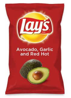 Wouldn't Avocado, Garlic and Red Hot be yummy as a chip? Lay's Do Us A Flavor is back, and the search is on for the yummiest flavor idea. Create a flavor, choose a chip and you could win $1 million! https://www.dousaflavor.com See Rules.