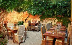 Restaurant Es Cantonet in Santanyi, Mallorca