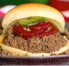 Maid-Rite Loose Meat Sandwich Copycat | AllFreeCopycatRecipes.com
