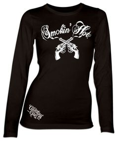 Country Girl Long Sleeve Tee