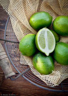 Limes by Delicious Shots, via Flickr