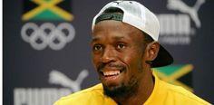Usain Bolt busca el récord de 200 en sus últimos Juegos....