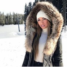 Winter style by @jessimalay _via_ @i__am_fashion ⛄⛄___For Shoping Link in my BIO