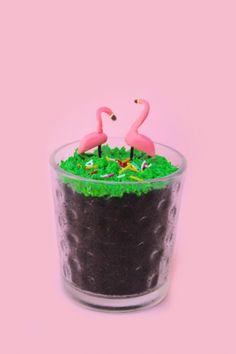 Lawn Flamingo Parfai