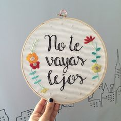 This is a really interesting way to fill in the letters with this embroidery stitch.