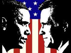 El cara a cara de Obama Y Romney se llevó también al ciberespacio.