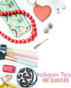 Simple Instagram Tips for Busy Bloggers: Listen to the Bloggers Get Social Instagram Podcast