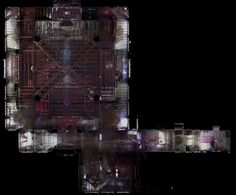 Stunning Laser Scans That Could Help Us Reuse Aging Buildings Better | News | Archinect