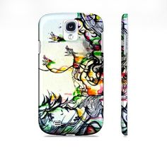 Samsung Phone Case  Samsung Galaxy s4 case  by ArtOfPrincessM