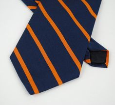 Oranges Necktie Mens Syracuse Oranges Ties NWT FREE SHIPPING