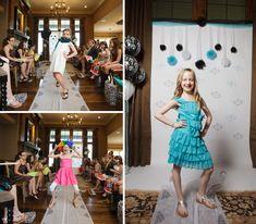 Kansas City Fashion Show Birthday Party photography