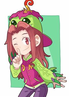 Digimon Adventure: Mimi Cosplay Palmon