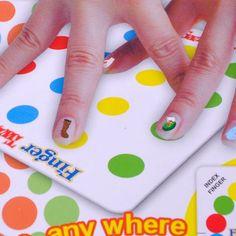 Finger Twister - Games