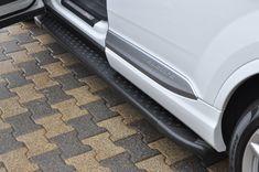 Praguri laterale / Side steps Audi Q7 Audi Q7, 4x4, Vehicles, Style, Swag, Car, Outfits, Vehicle, Tools