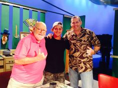 Makua Rothman on Leahey & Leahey! He guest starred on the December 25, 2013 episode.