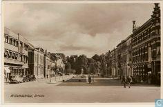 Breda - Willemstraat - 1954.