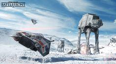 Game Star Wars Battlefront será lançado dia 17 de novembro. Clique na foto para saber mais sobre o jogo.