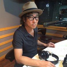 Inter FMに出演中の佐野元春