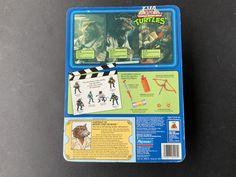 1992 Movie Star Splinter with Flocked Fur Cloth Robes and Tooth Neca Figures, Ninja Turtle Toys, Teenage Mutant Ninja, Tmnt, Flocking, Movie Stars, Presents, Comic Books, Fur