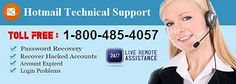 We are just a phone call away. Call on Hotmail technical support toll free number 1-800-485-4057 for immediate solution. For more info visit us: http://hotmailsupport.co/.