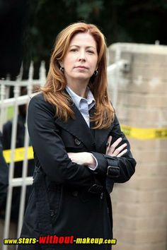 dana delany without makeup