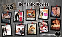 Voidcan.org brings you the list of top ten romantic movies and all the information regarding romantic movies which makes them best. List is researched by our movies experts.
