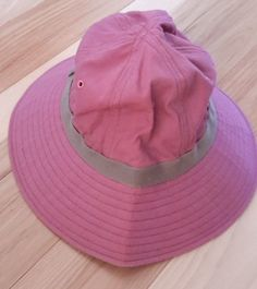 L.L. Bean Sun Hat Women s Large Rose Gently Used  fashion  clothing  shoes   b1c37b31c66