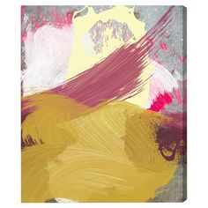 Found it at AllModern - Number 3 Canvas Wall Art