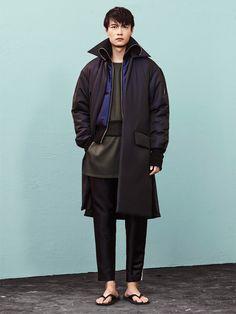 Sean Suen Fall/Winter 2014 Lookbook