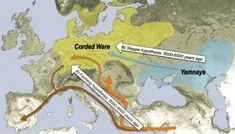 European Invasion: DNA Reveals The Origins Of Modern Europeans - XuBuX