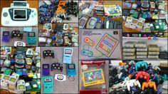 NOUVEL ARRIVAGE !!  Console et jeux Super Famicom, SNES, Gameboy, Gameboy Color, Gameboy Advance, Gameboy Advance SP, Gameboy Pocket, Game Gear, des manettes de Game Cube de toutes les couleurs !  Mention spéciale pour la GAME GEAR BLANCHE, la manette de Game Cube Mario du Club Ninendo et coup de coeur  pour les p'tits porte clef gba, gb, manette de gc !! ;)  #gameboy #nintendo #gamecube #retrogaming  #happy   https://vintagevideogame.fr/fr/