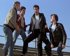 Putzie, Doody, Danny, Sonny and Kenickie ❤️